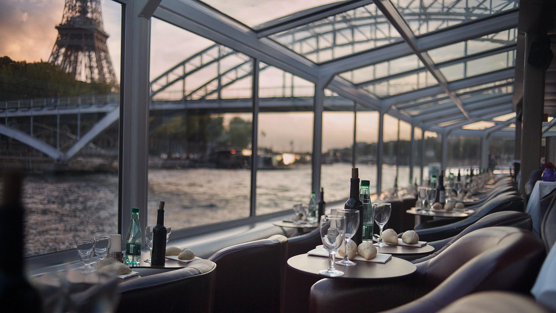 Restaurant Sur La Seine Paris